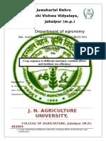 Assignment Soil Fertility Lodha....