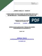 Norma CodelcoCNAM 007-2005