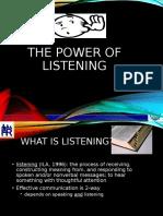 Chapter - 3 Listening