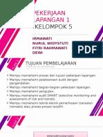 Ppt Audit Internal