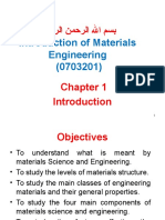 Chapter 1 Intoduction to Materials Science (1)