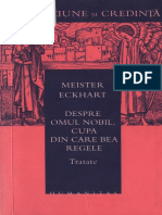 Meister Eckhart - Despre omul nobil pdf.pdf