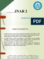 Seminar 2 Marketing in Cadastru