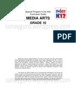 Media Arts 10