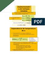 Practica Isotopos Estables