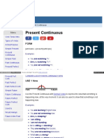 Www Englishpage Com Verbpage Presentcontinuous HTML