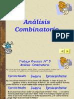 Análisis Combinatorio