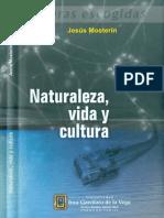 Mosterin Jesus - Naturaleza Vida Y Cultura.pdf