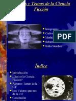 Valores y Temas de la Ciencia Ficción III