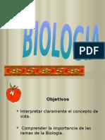 Introducción a Biologia