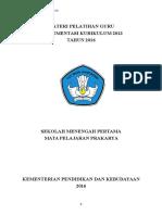 MATERI PRAKARYA SMP KELAS VII 2016.doc