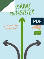 MDG alternativt statsbudsjett 2017