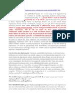 Cleptomania Este o Tulburare Comportamentala Caracterizata Printr