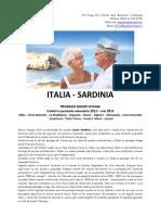 Sardinia Senior Voyage 2012 2013