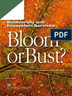 UNEP 2008 Business for Biodiversity Bloom&Brust