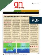 Fea Peels Away Mysteries Hydraulic Valves