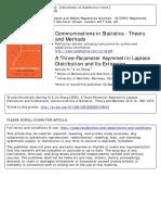 Yu-Zhang 2005 - Three Parameter ALD