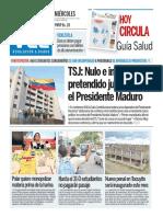 Diario Ciudad Valencia Edición 1.630