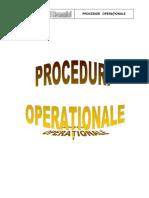 Proceduri Operaţionale 2013 50pag