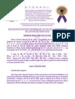 Comunicado DDET 0024
