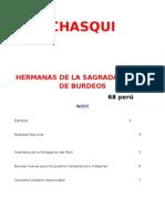 Chasqui. PERU