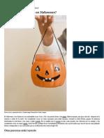 ¿Porqué Se Dan Dulces en Halloween_ _ EHow en Español