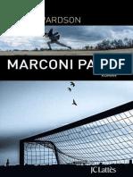 Ake Edwardson - Marconi Park