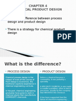 Chapter 3 - Chemical Product Design & Innovation Process in Engng