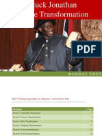 GEJ Agriculture Transformation Brochure