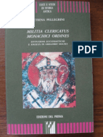 Gregorius Magnus_Militia Clericatus