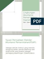 8. Lingkungan Akuntansi Pemerintahan Daerah