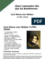 III. Carl Maria Von Weber