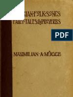 Serbian Folk Songs, Fairy Tales and Proverbes (1916.) - Maximilian August Mugge