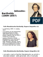 V. Felix Mendelssohn Bartholdy
