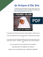 Islam the Religion of the Jew