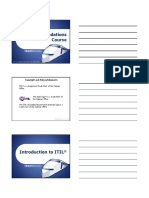 Foundations Of Itil 2011 Edition Pdf