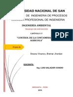 Control de Contaminacion Agricola