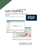Manual Del Software de Gestión de Control de Acceso AxTraxNG en Español1 (1)
