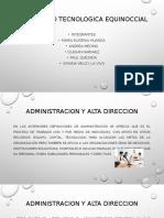 Administracion y Alta Direccion Expo