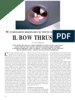 determination of BowThruster