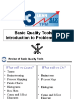 Basic Quality Tools