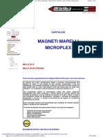 Marelli Microplex Centralina