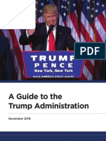A Guide to the Trump Administration