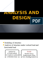 Analysis and Design Unit III