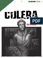 CÓLERA - Relatório