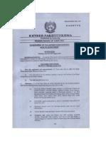 Medical Attendance Rules 2016 Khyber Pakhtunkhwa