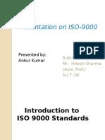 ISO 9000 QM