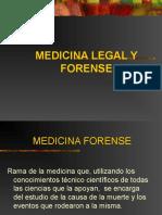 1 Medicina Legal y Forense
