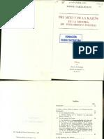 Garcia Pelayo Mito Razon Idea Medieval Derecho 1968
