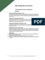 Beneficios y Productos Credito de FHA y Caucion Vivienda